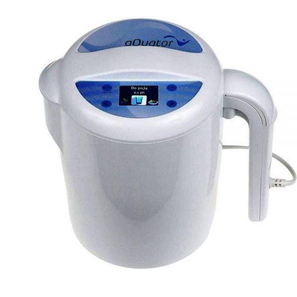 Vrč za ionizacijo vode aquator silver