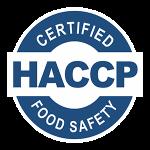 HACCP certifikat