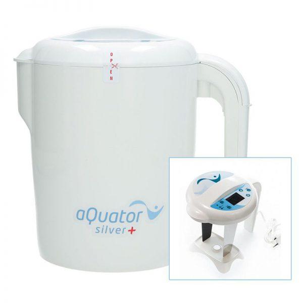 Vrc z vodo ionizator aquator