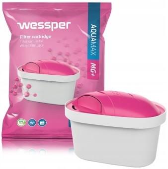 Filter za vodo Wessper aquamax mg+