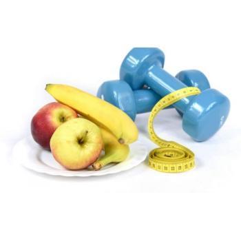 utezi in sadje